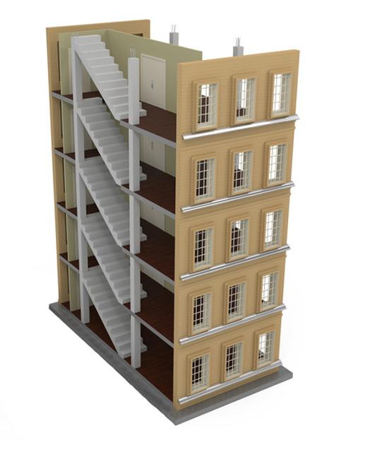 3d Druck Und Architektur Modelle Aus Dem Drucker