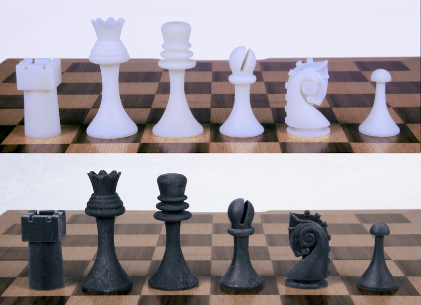 Readymake: Duchamp Chess Set